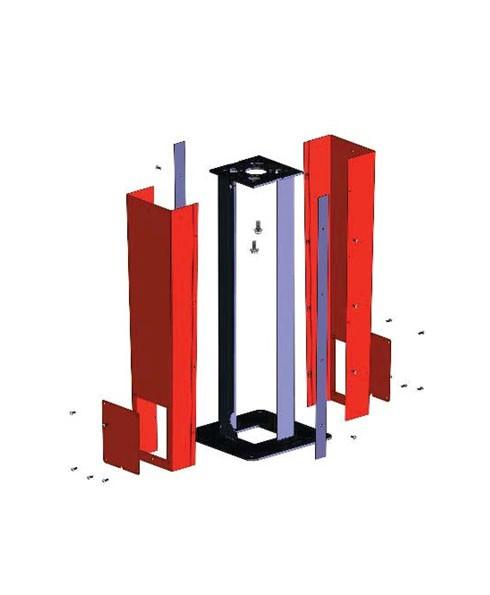 Fill-Rite KITPD Pedestal for FR902DPU & FR302DPU