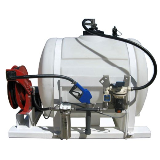 KleerBlue™ SBD 230A/I-12S 230 Gallon Portable DEF Storage & Dispensing Skid
