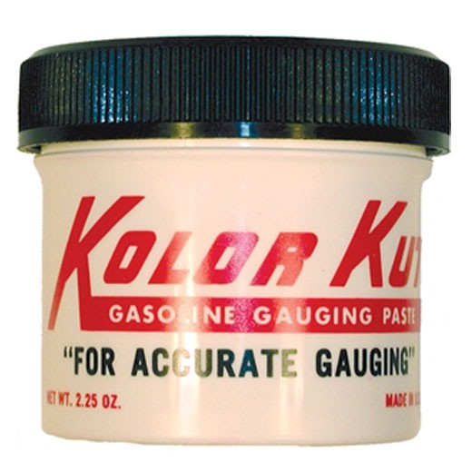 Kolor Kut M-1069 - Gasoline Gauging Paste (2.25 oz)