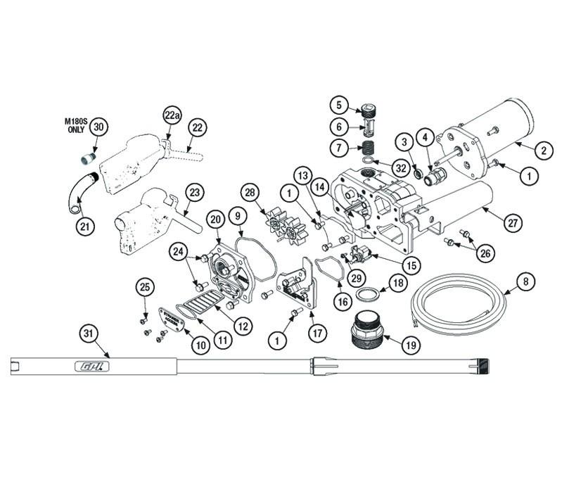 GPI 11030302 Nozzle Cover