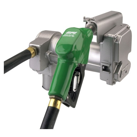 Heavy Duty GPI 12 Volt Transfer Pump and 24 Volt Transfer Pump