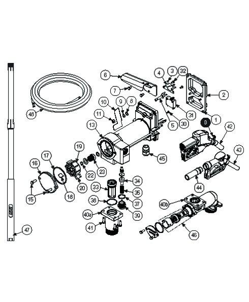 GPI 906006-53 Shaft Seal Kit