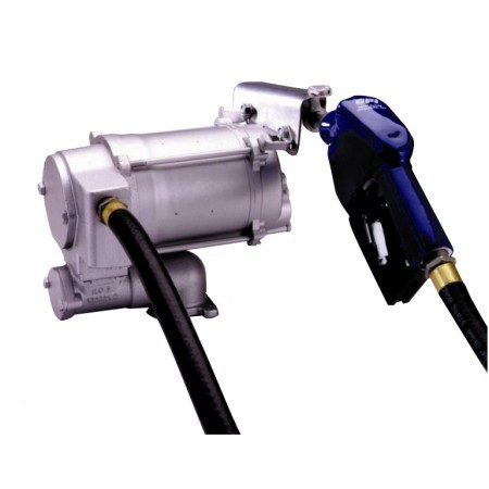 GPI M-3120-AL 115 Volt Heavy Duty Fuel Transfer Pump (20 GPM)