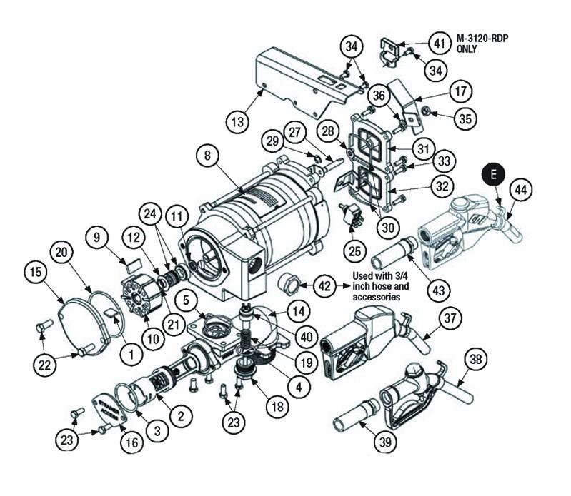 GPI 133419-01 Switch Locking Lever