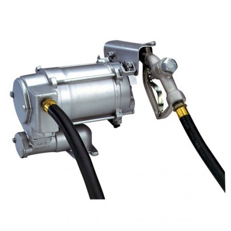 GPI M-3120-ML 115 Volt Heavy Duty Fuel Transfer Pump (20 GPM)