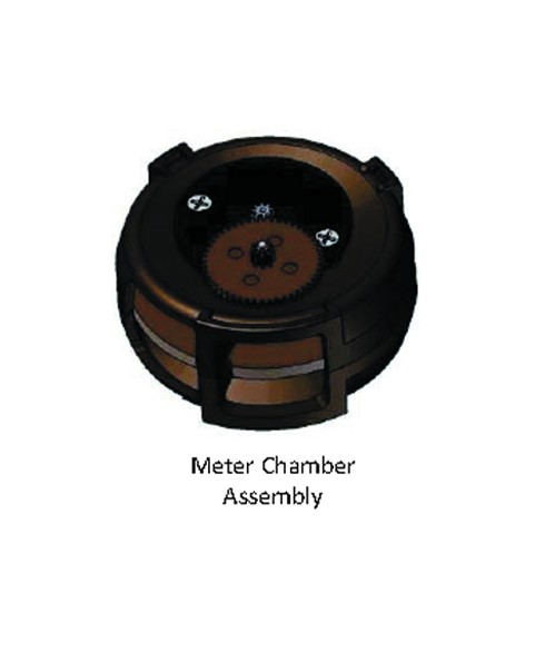 Fill-Rite MC8600 Meter Chamber Assembly