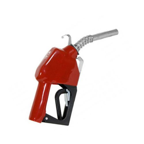"Fill-Rite N075UAU10 3/4"" Auto Unleaded Nozzle with Hook"