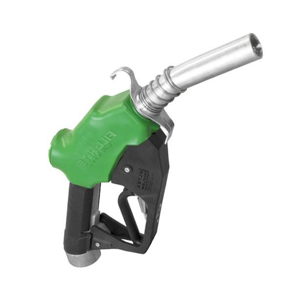"Fill-Rite N100DAU13G 1"" Ultra Hi-Flow Automatic Nozzle"