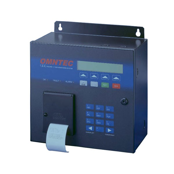 Omntec OEL8000IIP Automatic Tank-Gauging and Leak-Detection System w/ Printer