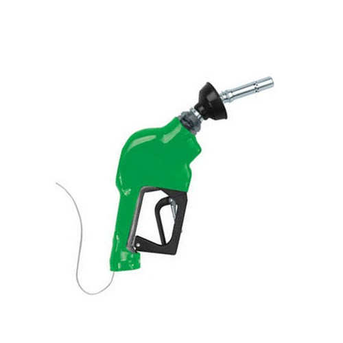 OPW 11VAA-1091 Green Vacuum-Assist Rebuilt Unleaded Nozzle