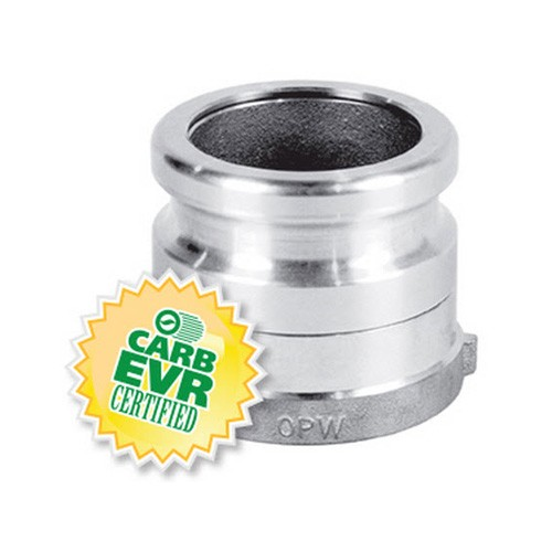 OPW 61SALP-MA Nickel Coated Brass Fill Swivel Adaptor