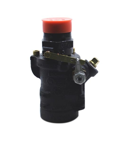 OPW 10BHMP-5830 1 1/2'' Male Threaded Top Connection Valve