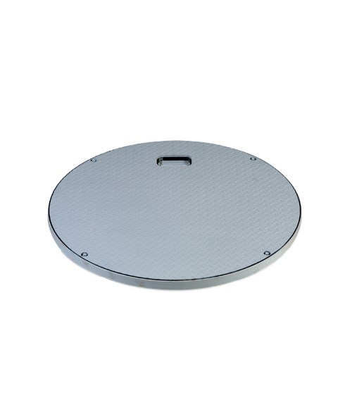 OPW P110-24L 24'' Replacement Cover for Steel Round Manhole