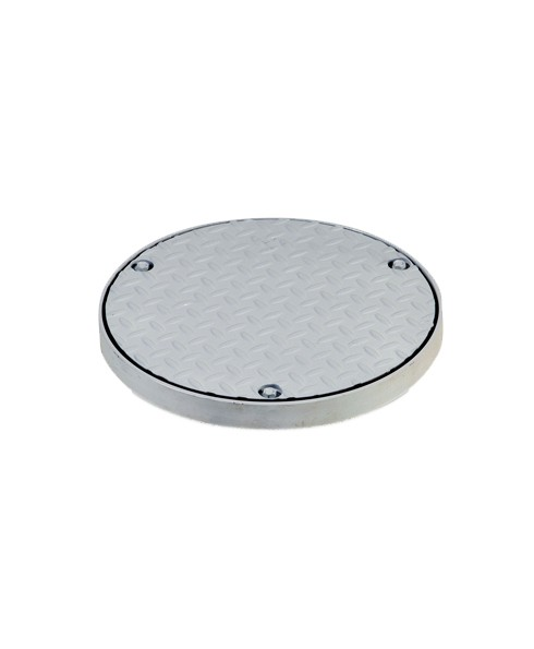 OPW P120-37L 37'' Replacement Cover for Steel Round Manhole