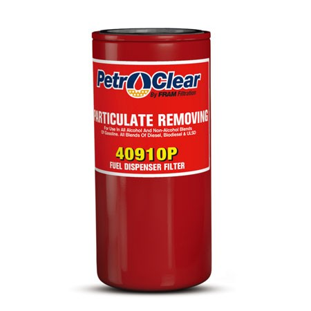 PetroClear 40910P 10 Micron Spin-On Fuel Filter