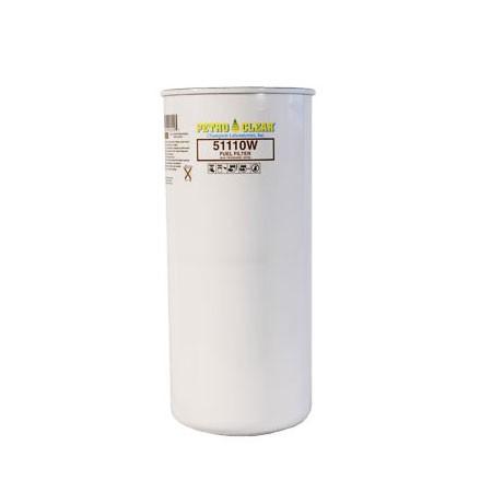 "PetroClear 51110W 10 Micron Fuel Filter (1"" Flow)"