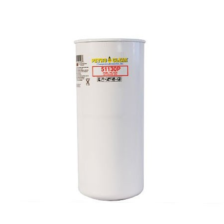 "PetroClear 51130P 30 Micron Particulate Removing High Flow Filter (1"" Flow)"