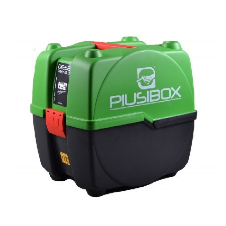 Piusi F00231010 PIUSIBOX Pro 12V Diesel Transfer Kit