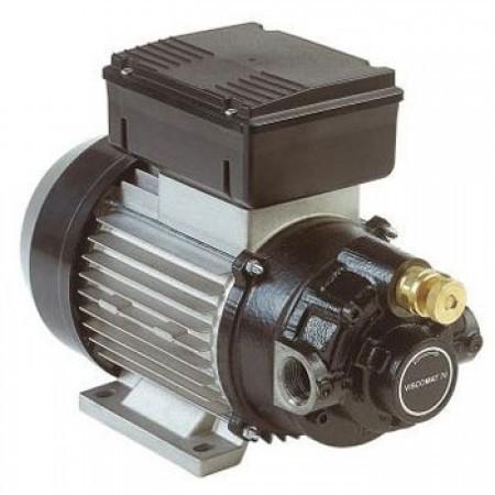Piusi 000339910 Viscomat 70 Vane AC Pump 120 Volt (7GPM)