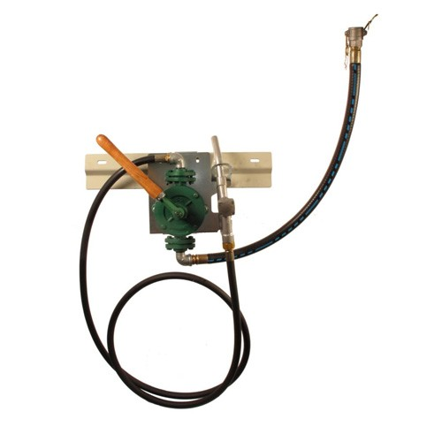 Western Global PKTK1P Semi Rotary Fuel Pump Kit (20-40 LPM)