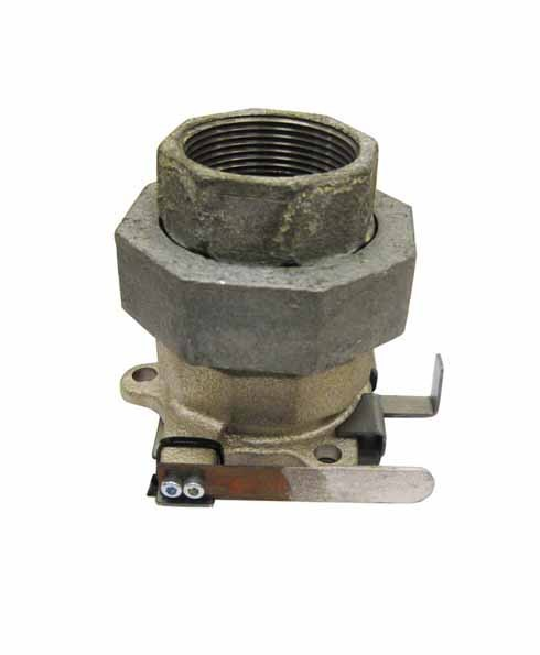 "Franklin Fueling 662501201 - 1.5"" Union Double Poppet Adapter for 662 Series Emergency Shear Valve"