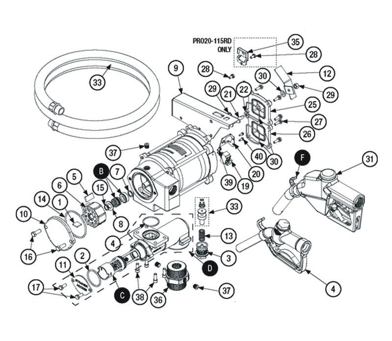 GPI 504500-03 Vacuum Breaker Kit