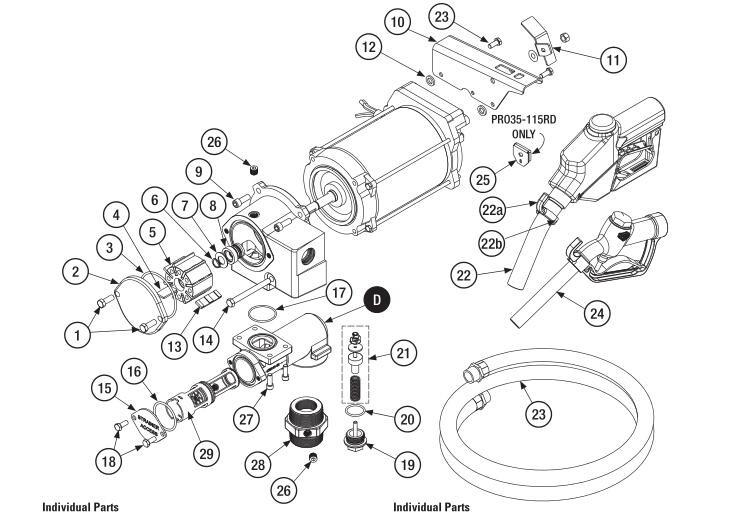 "GPI 133142-02 2"" NPT x 1/4"" NPT Tank Adapter"