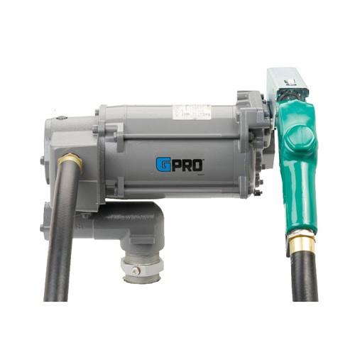 GPI PRO30-115AD 115/230 Volt GPRO High-Flow Fuel Transfer Pump w/ Auto Diesel Nozzle (35 GPM)