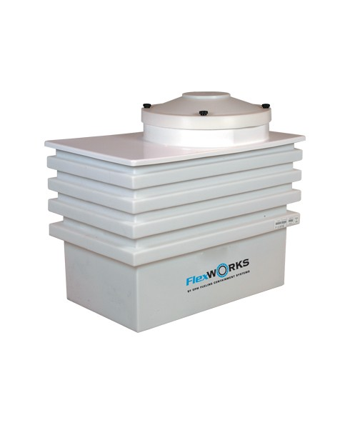 OPW PST-4630 Poly Transition Sump with Fiberglass Top