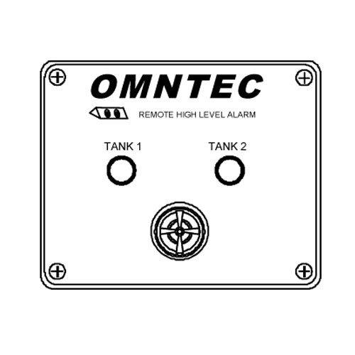 Omntec RA-2 Two Tank High Level Remote Annunciator