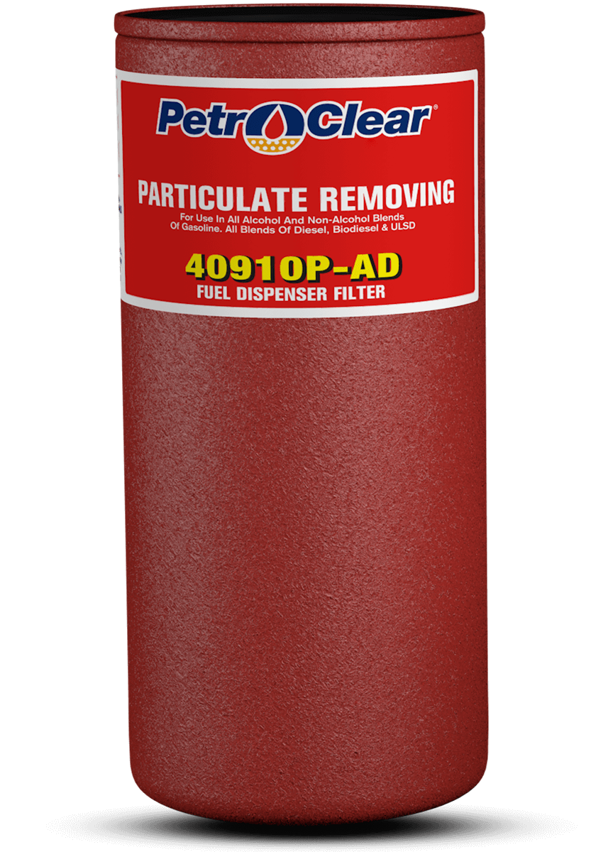PetroClear 40910P-AD 10 Micron Particulate Spin-On Fuel Filter