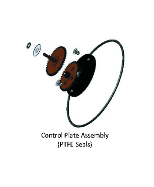 Fill-Rite RK8201 Control Plate Assembly