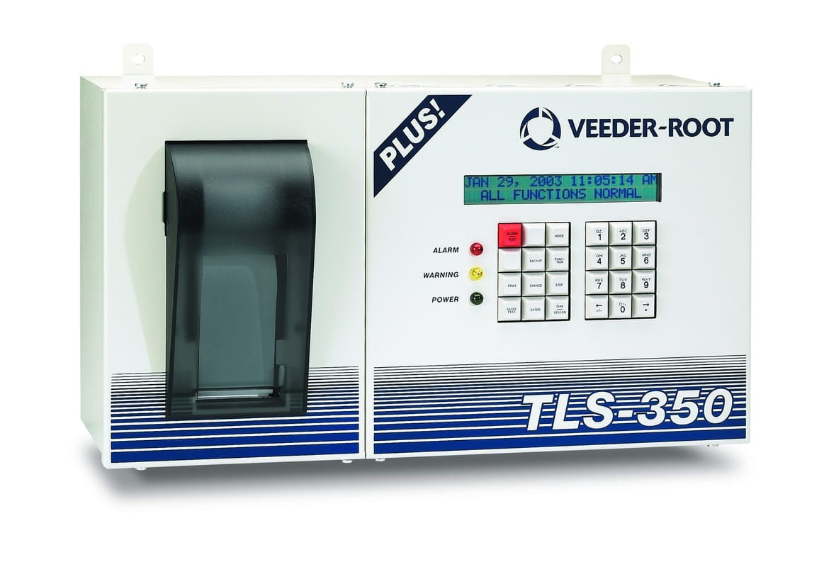Veeder-Root 848290-002 120V TLS-350 Plus Console without Integral Printer