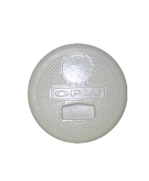 OPW RTC-WHITE Powder Coated Rain Tight Cover