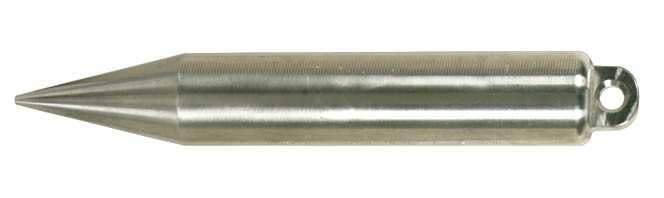 Lufkin S590 - 20 oz. Stainless Steel Plumb Bob