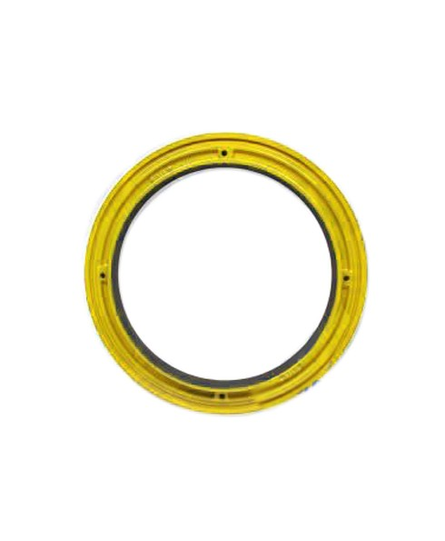 OPW SCR-YELLOW 15 Gallon Powder Coated Sealable Ring