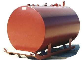 Turner Tanks SKDW-270-12P Double Wall SKID Tank (273 Gallons)