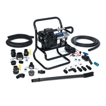 Sotera SS435BX713 Chemtraveller with Bottom & Top Suction Adapter Kits