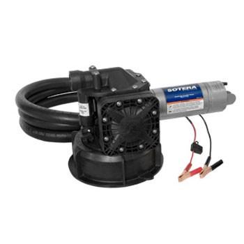 Sotera SS445B 12V DC Mix-N-Go Diaphragm Pump with Recirculation System