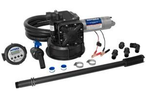 Sotera SS445BX727 12 V DC MixNGo Electric Diaphragm Pump (13 GPM)