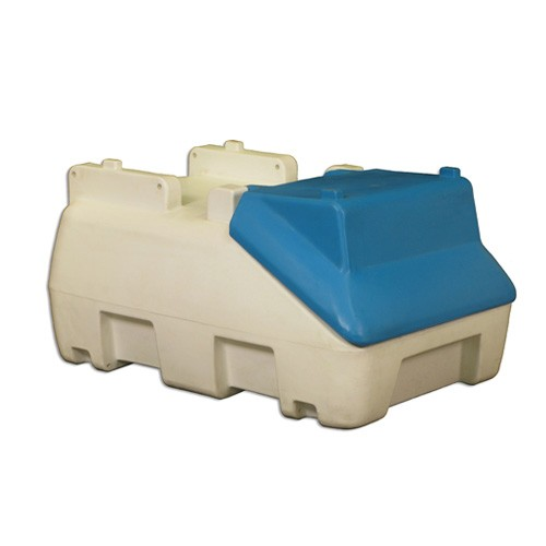 Western Global ST230P-12VK DEF Transport Tank (62 Gallons)