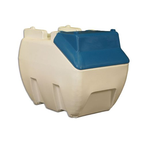 Western Global ST430P-12VK DEF Transport Tank (115 Gallons)