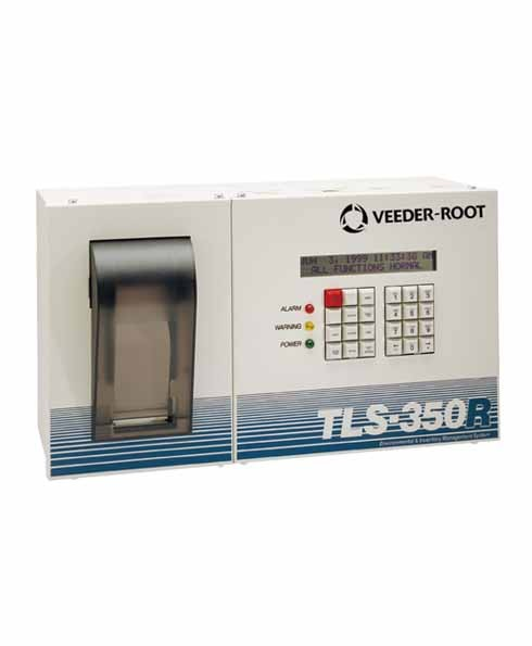 Veeder-Root 848290-122 120V TLS-350R Console with Integral Printer