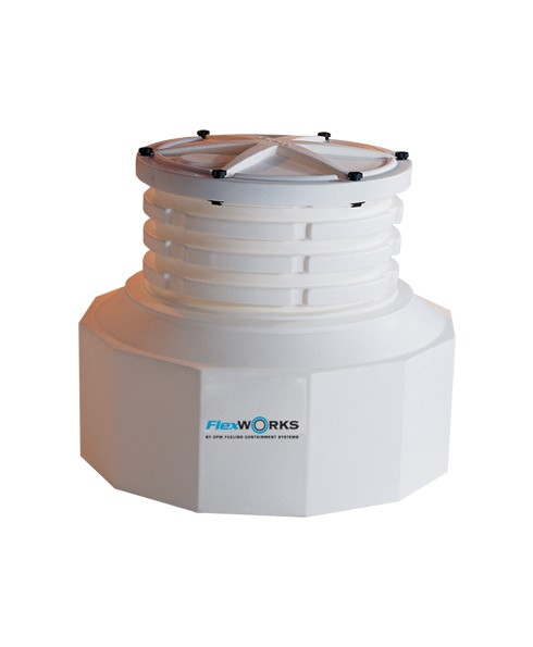 OPW TSD-4842 FlexWorks Polyethylene Tank Sump with Mechanically Fastened Cover
