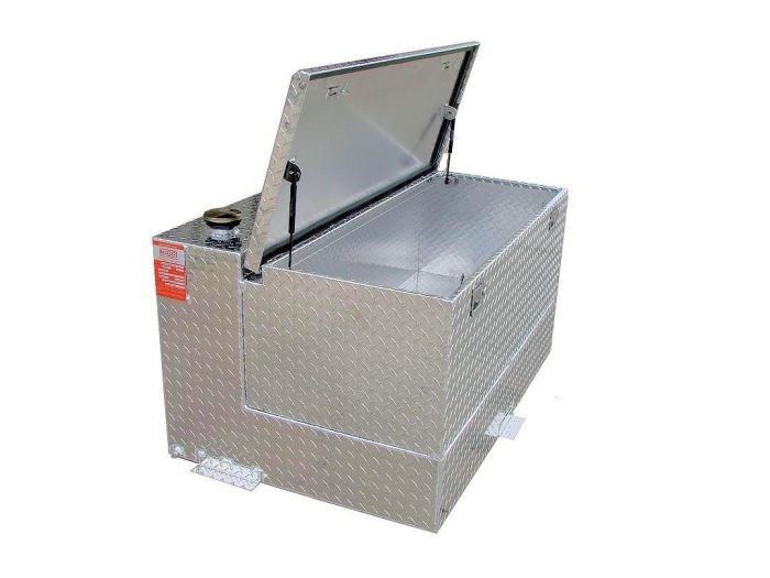 ATI TTL95CB - 95 Gallon DOT Certified Refueling Tank Toolbox Combo