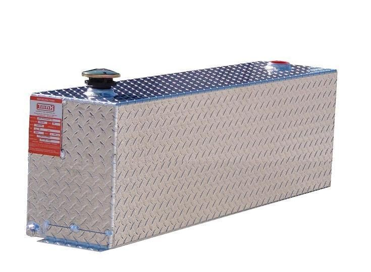 ATI TTR46 - 46 Gallon DOT Certified Rectangle Refueling Tank