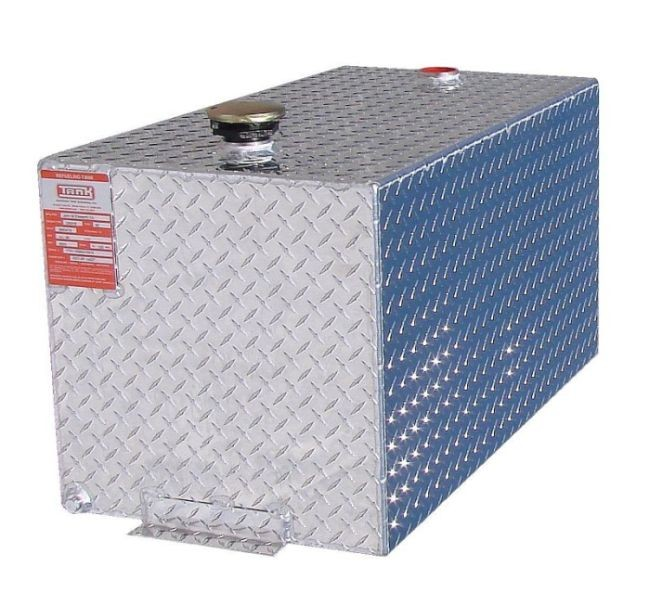 ATI TTR50 - 50 Gallon DOT Certified Rectangle Refueling Tank
