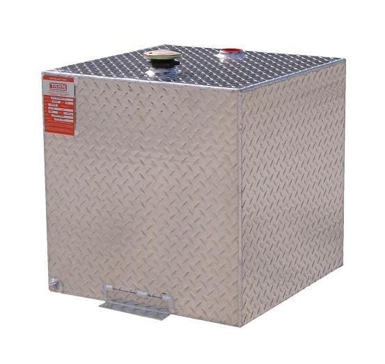 ATI TTR55 - 55 Gallon DOT Certified Rectangle Refueling Tank