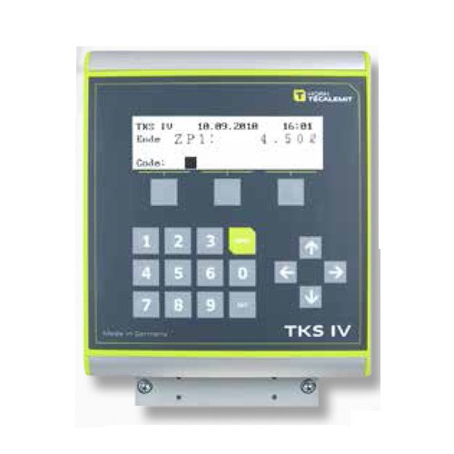 Tecalemit US030472200 TKS IV 4 Taps Oil Monitoring System