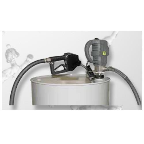 Tecalemit US108600401 Hornet W85 DEF Auto Drum Pro w/ DEF Meter, Auto Nozzle, Hose